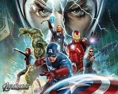 Amazoncom Marvel Epic Avengers Table Decorating Kit