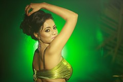 South actress Madhu Chanda Photos Set-2-Hot In Modern Dress (7)