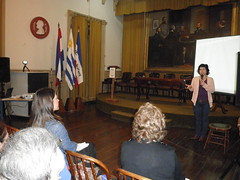 """Simposio: """"Las lecturas"""" / Symposium: """"Readings"""" • <a style=""""font-size:0.8em;"""" href=""""http://www.flickr.com/photos/52183104@N04/8043638725/"""" target=""""_blank"""">View on Flickr</a>"""