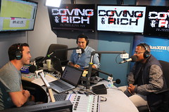 Martin Lawrence on the Covino & Rich Show