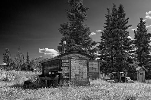 Forgotten in nowhere