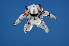Red Bull Stratos - Felix Baumgartner