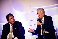 FHC, Garcia e Civita na SIP