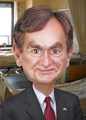 Richard Mourdock - Caricature