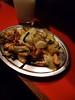 Photo:塩ホルモン 加了大蒜炒的豬內臟,帶有台灣味的美味 By