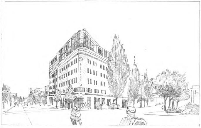 What Seattle U will look like in 2028: School brings its