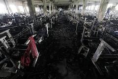 Tazreen Garment Factory Fire - 2012
