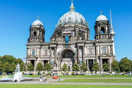 Berlin île des musées