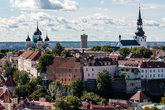 Tallinn Old Town (Toompea)