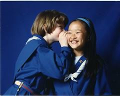 Girl Guides Uniform Canada circa 1987