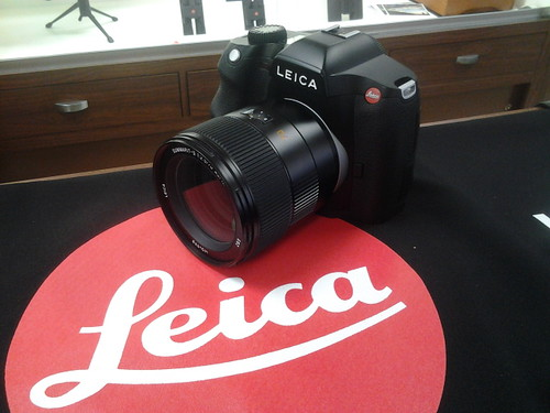 Leica S2 SLR Digital Camera body