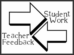 Student Work and Teacher Feedback by Ken Whytock, on Flickr