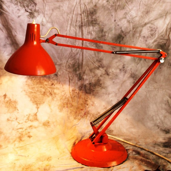 Toy Story Lamp Red