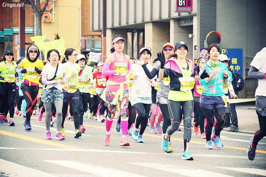 2016.09.18 | 跑腿小妞| 42 公里的笑容,2016 名古屋女子馬拉松 18