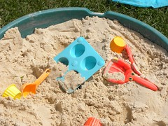 Sand toys