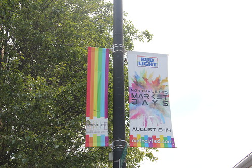 Northalsted Market Days - Chicago, IL August 13, 2016