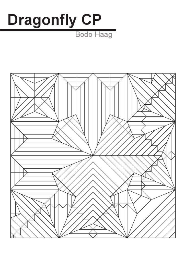 The World's Best Photos of creasepattern and origami
