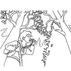 benjamin hummel cartoon and line art2