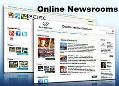 Online Newsrooms