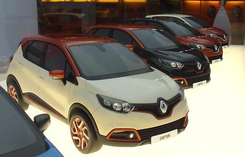 Renault capture modelli