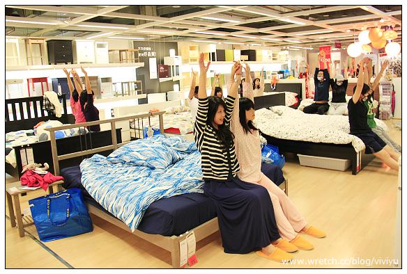 [體驗]舒適好眠 幸福體驗營~來去IKEA住一晚 @VIVIYU小世界