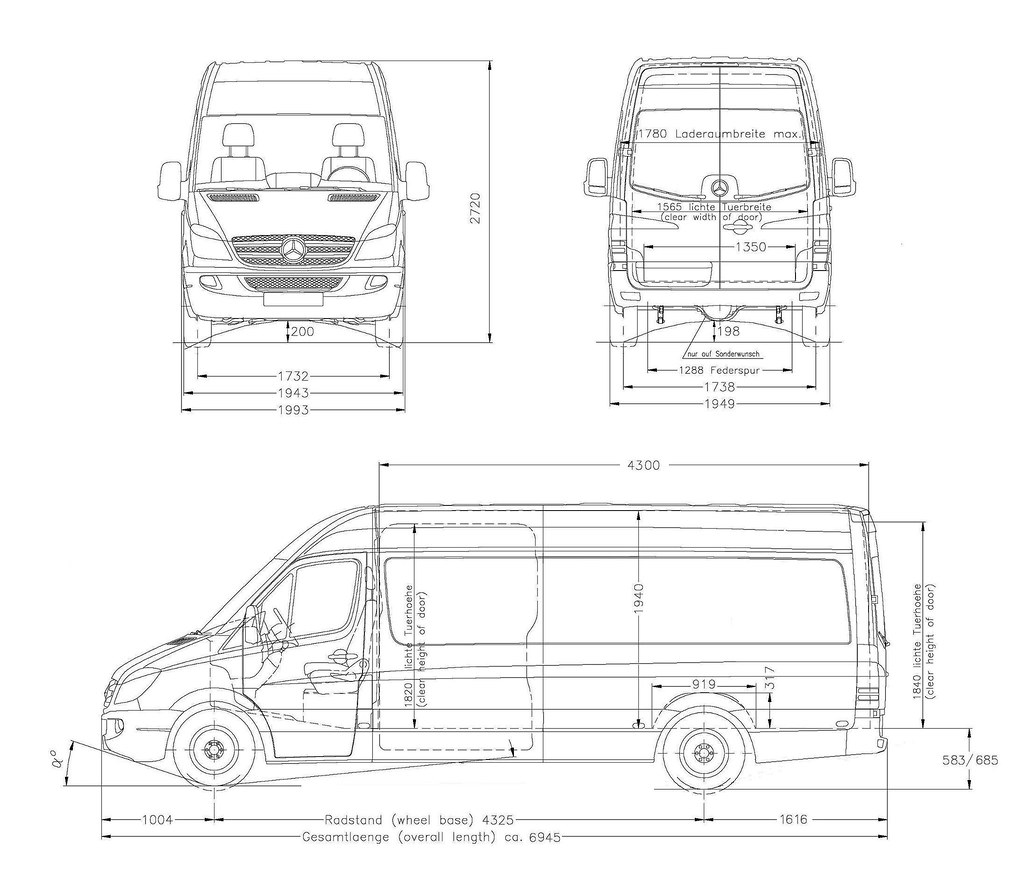 New Camper Vans