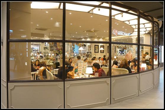 曼谷自由行 Audrey Bistro & Cafe @ Siam Center @ Meiko 愛敗家。甜點。旅行~ :: 痞客邦