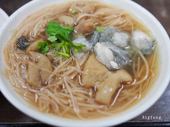 [臺北] 饒河街夜市 東發號蚵仔麵線 - xyz軟體補給站's blog