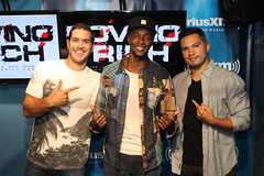 Edi Gathegi with Covino & Rich