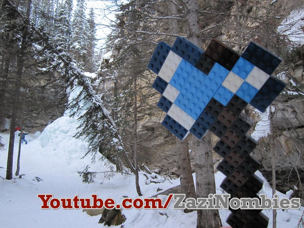 Sword Skin Diamond Minecraft Squid