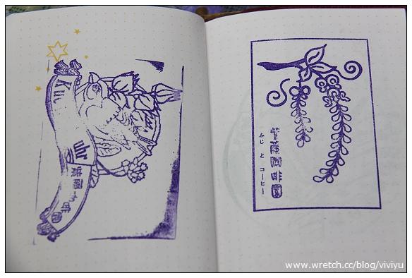 [淡水.旅遊]紫藤花咖啡園~南法風情.一串串似葡萄 @VIVIYU小世界