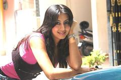 South Actress SANJJANAA Photos Set-4 (49)