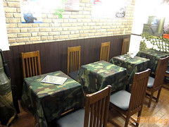 """Military Cafe 14 • <a style=""""font-size:0.8em;"""" href=""""http://www.flickr.com/photos/66379360@N02/8617108639/"""" target=""""_blank"""">View on Flickr</a>"""