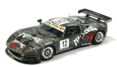 Minichamps Ford GT40 Mad-Croc