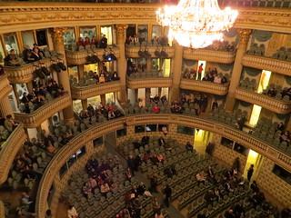 Le Grand-Théâtre, Bordeaux, Gironde, Aquitaine...