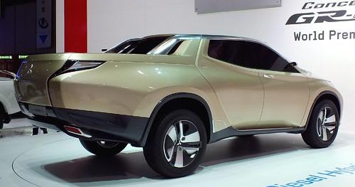 Mitsubishi GR-Heb Concept