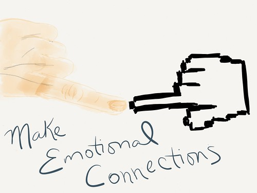Make Emotional Connections by sorokti, on Flickr
