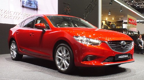 Mazda 6 Skyactive