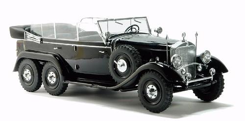 ICM Mercedes G4 1935