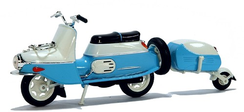 Ixo Cezeta 502 scooter