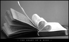 the heart of a book