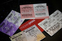 5 Movie Tickets for 1 Day