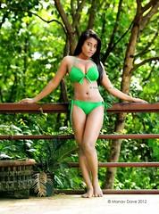 Mumbai Actress NIKITA GOKHALE Photos Set-2 (12)