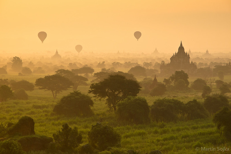 Highlights of Myanmar