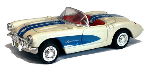 16 Newray Corvette 1957