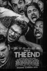 Billboard: This is the End  (a summer movie)