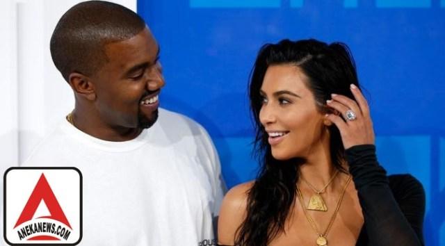 #Gosip Top :Tampil di VMA 2016, Kim Kardashian Kenakan Berlian Seharga 19,9 M