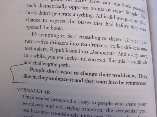 Book: All Marketers Are Liars by John Drake Flickr, on Flickr