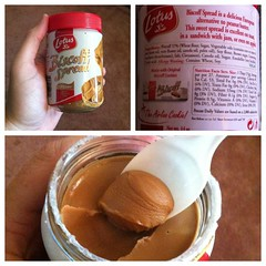 Biscoff spread. Has 5g of sugar so it's out of...