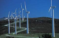 Energía eólica en Neuquén